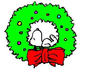 292x234 Snoopy Clipart Xmas