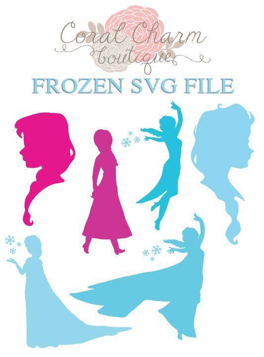 533x720 Resultado De Imagen Para Silueta Elsa Frozen Art