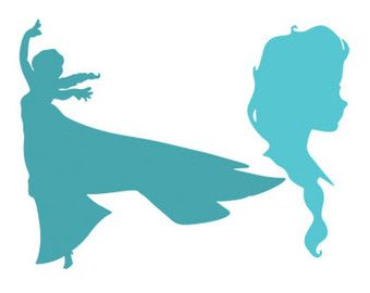 340x270 Elsa Frozen Svg Dxf File Instant Download Silhouette Cameo Cricut
