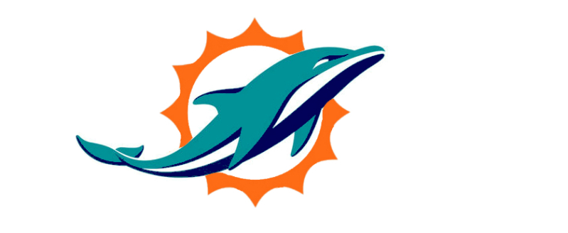 799x328 Collection Of Miami Dolphins Clipart Free High Quality, Free