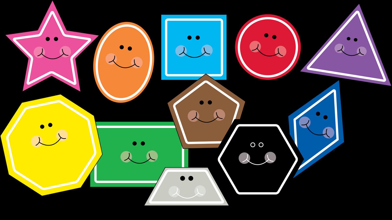 1600x901 Shapes Clip Art Free Download Clipart Panda