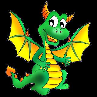 320x320 Dragon Clipart Cartoon
