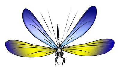 400x254 Dragonflies Tattoos! Dragonflies, Clip Art And Free