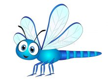 220x165 Dragon Fly Clipart Free Dragonfly Clip Art 24 Clipart Panda Free
