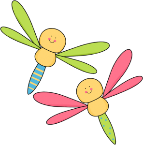 296x300 Dragon Fly Clipart Two Dragonflies Clip Art Two Dragonflies Image