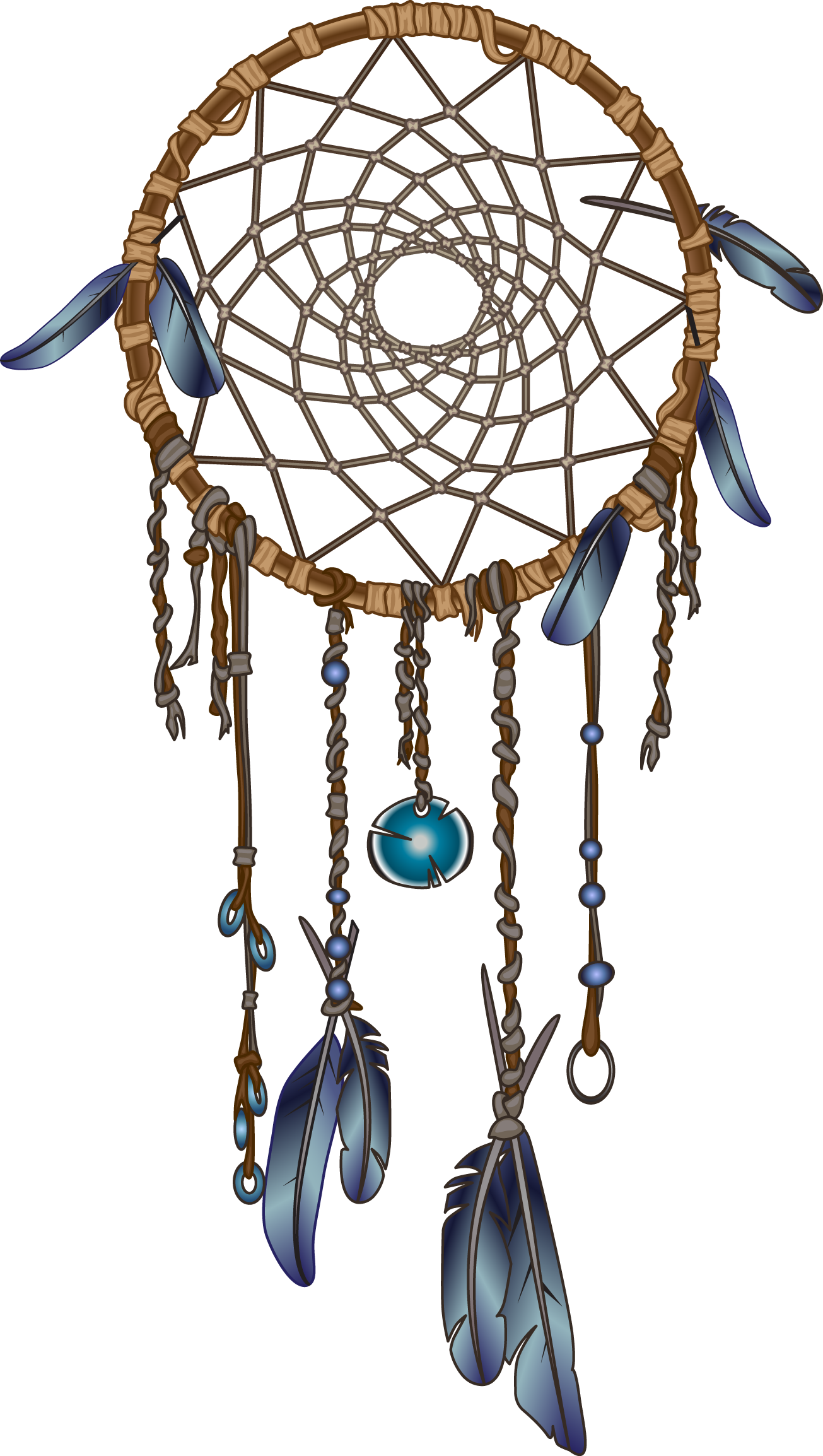 1305x2308 Dreamcatcher Royalty Free Stock Photography Clip Art