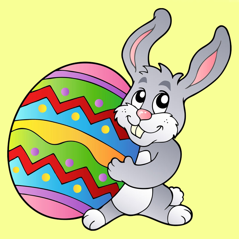 800x800 Easter Bunny Clipart Page 1 Free Easter Bunny Clipart 800 800