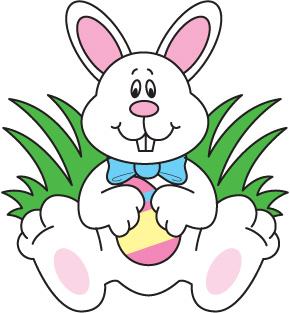 290x313 Tasty Easter Bunny Images Clip Art Happy Easter Clipart Panda Free