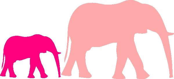 600x274 Ba Girl Elephant Clipart Free Download Best Ba Girl Elephant Baby