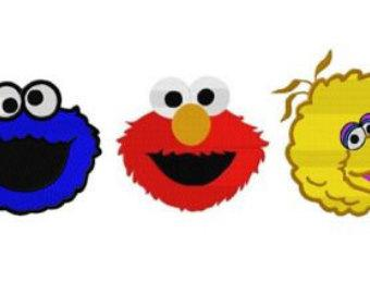340x270 Sesame Street Birthday Clip Art
