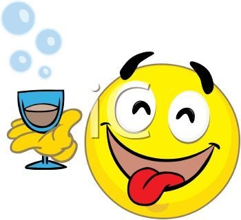 350x320 Clip Art 122 Best Images About Emoji Drinking And Eating