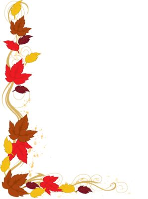 Free Fall Clipart