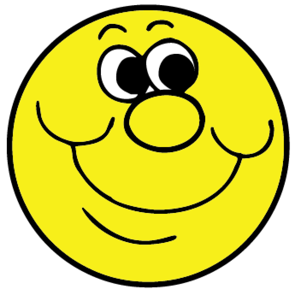 1024x1024 Smile Clip Art Fall Clipart