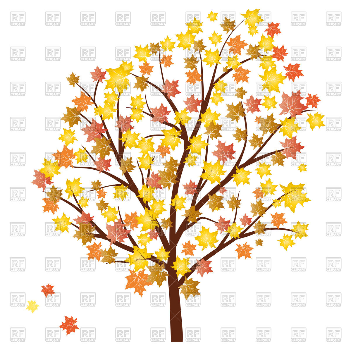 free fall clipart at getdrawings com free for personal use free rh getdrawings com fall leaves background clipart fall tree clipart background