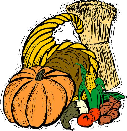 Free Fall Harvest Clipart