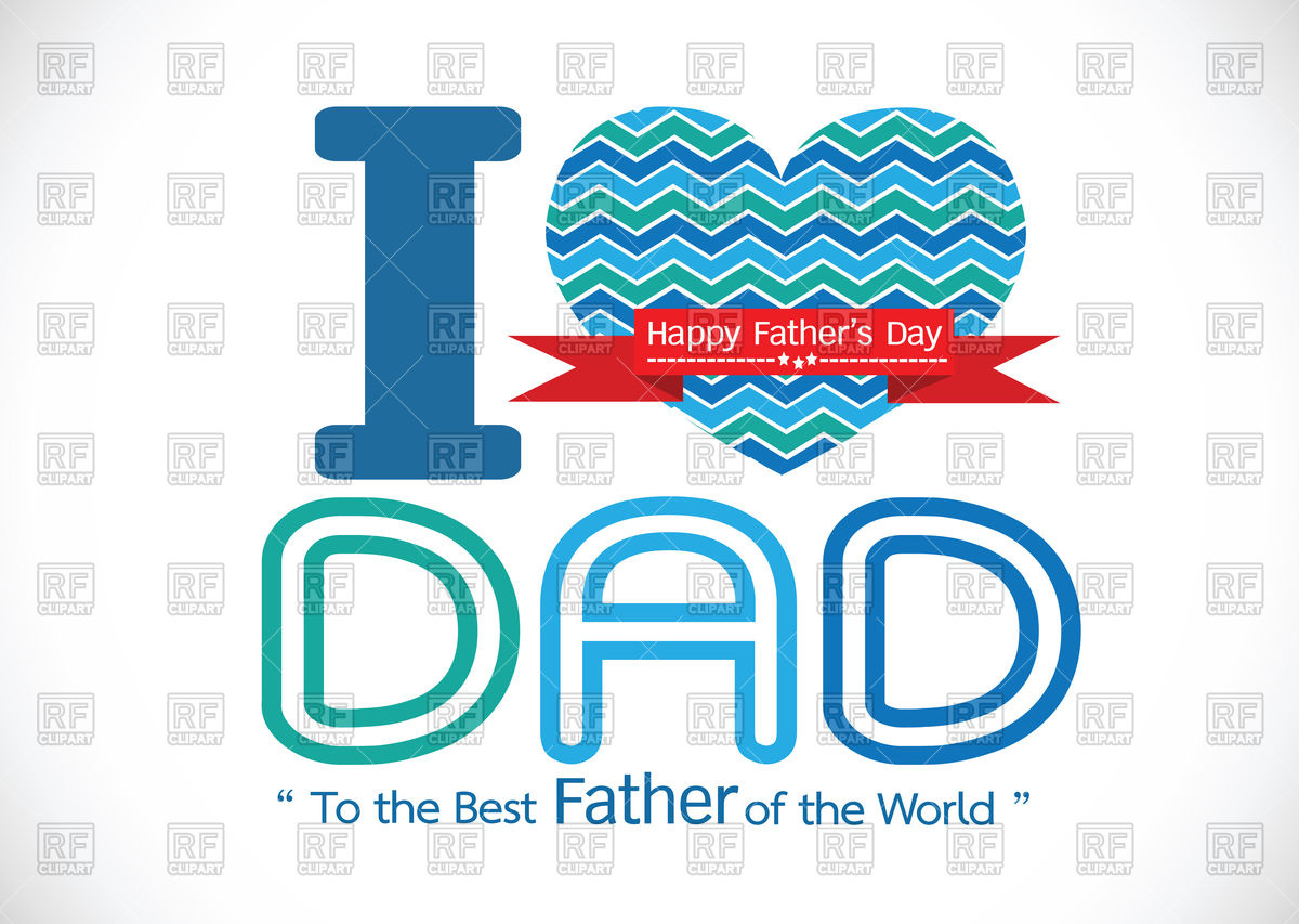 1200x853 Father's Day Greeting Card
