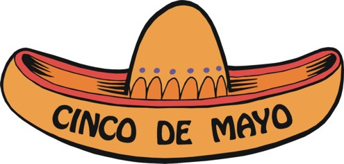 495x237 Free Cinco De Mayo Clip Art Cinco De Mayo Fiesta