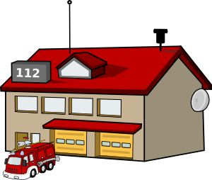 Free Fire Safety Clipart