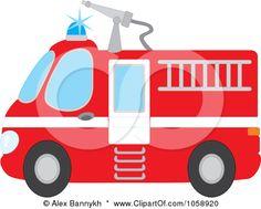 236x189 E One Pumper Tacubaya Fire Station Mexico Clip Art