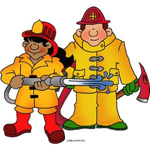 300x300 Fire Fighter Clip Art Fireman Printables Clipart