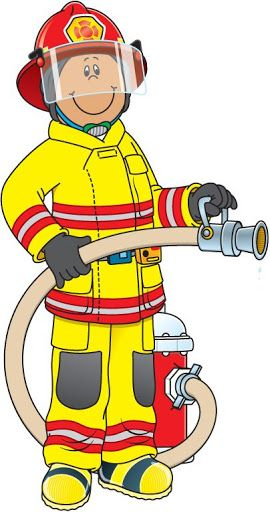 270x512 11 Best Firefighter Clipart Images On Fire Fighters