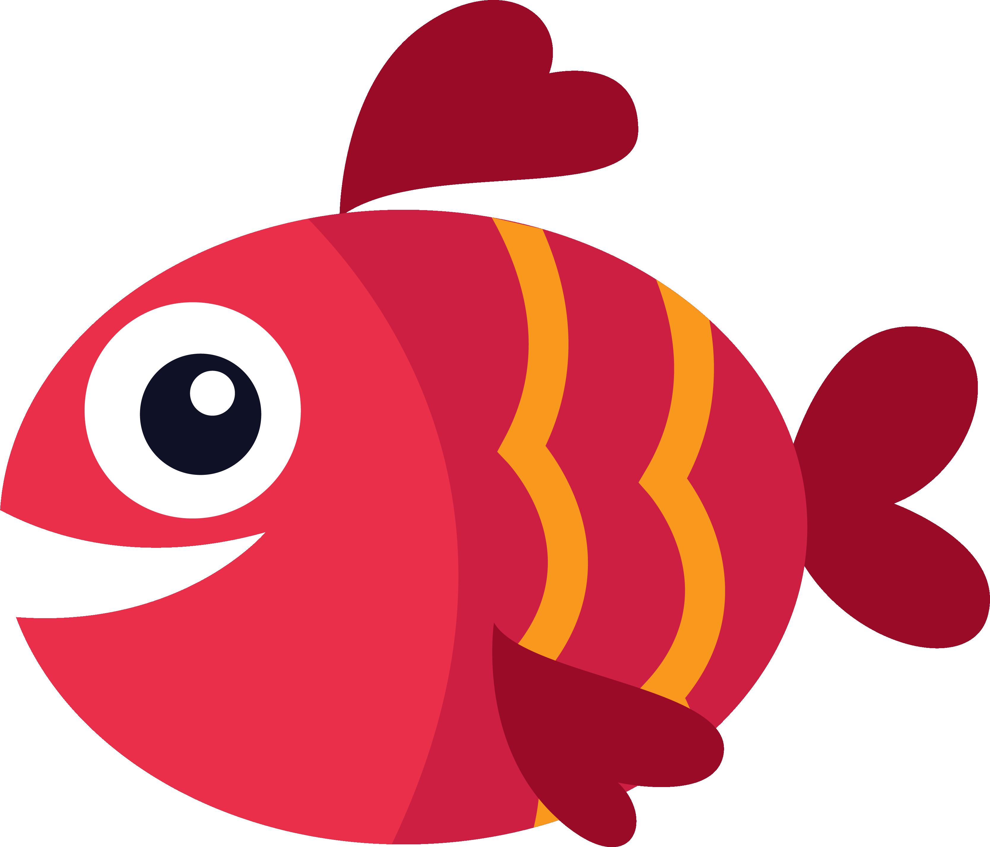 3336x2854 Outstanding Clip Art Fish Cute Clipart Panda Free Images
