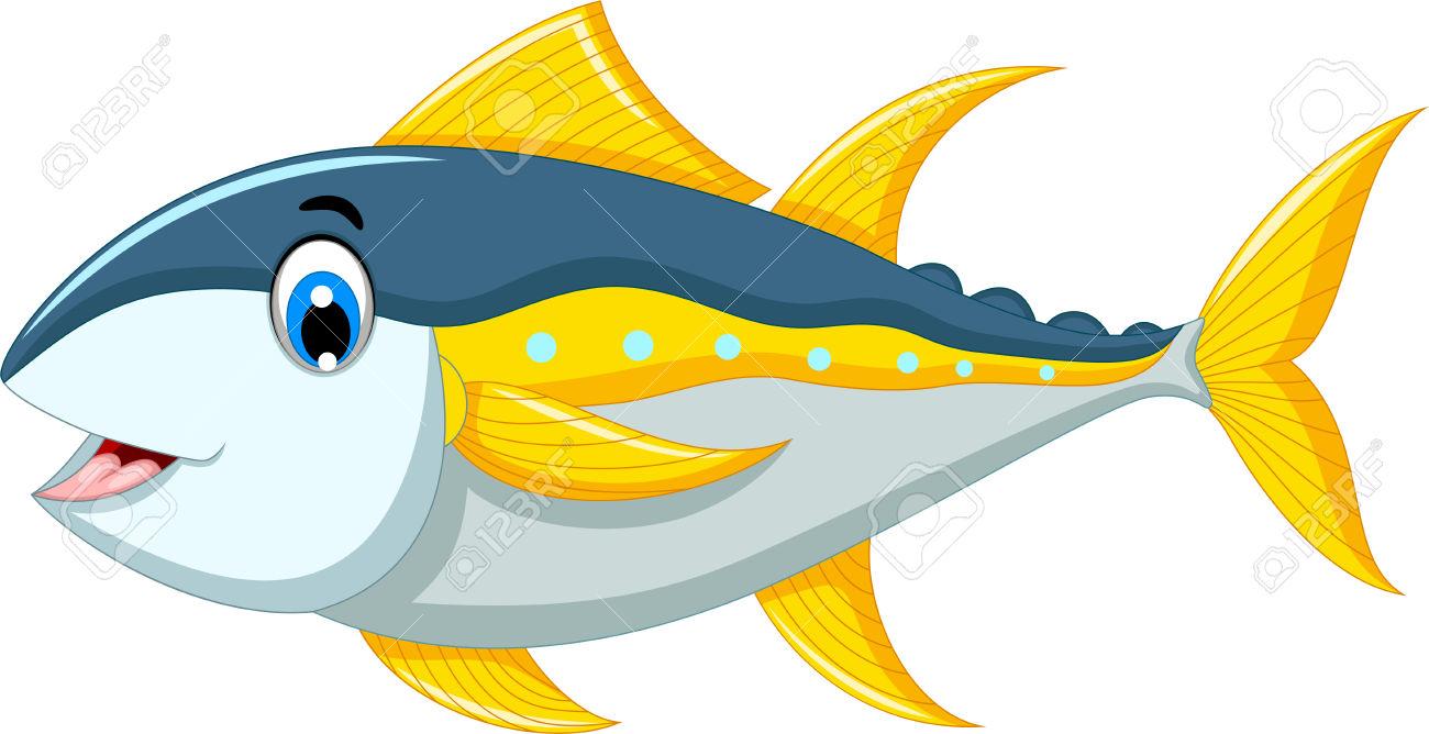 1300x668 Tuna Fish Clip Art Clipart Panda Free Images