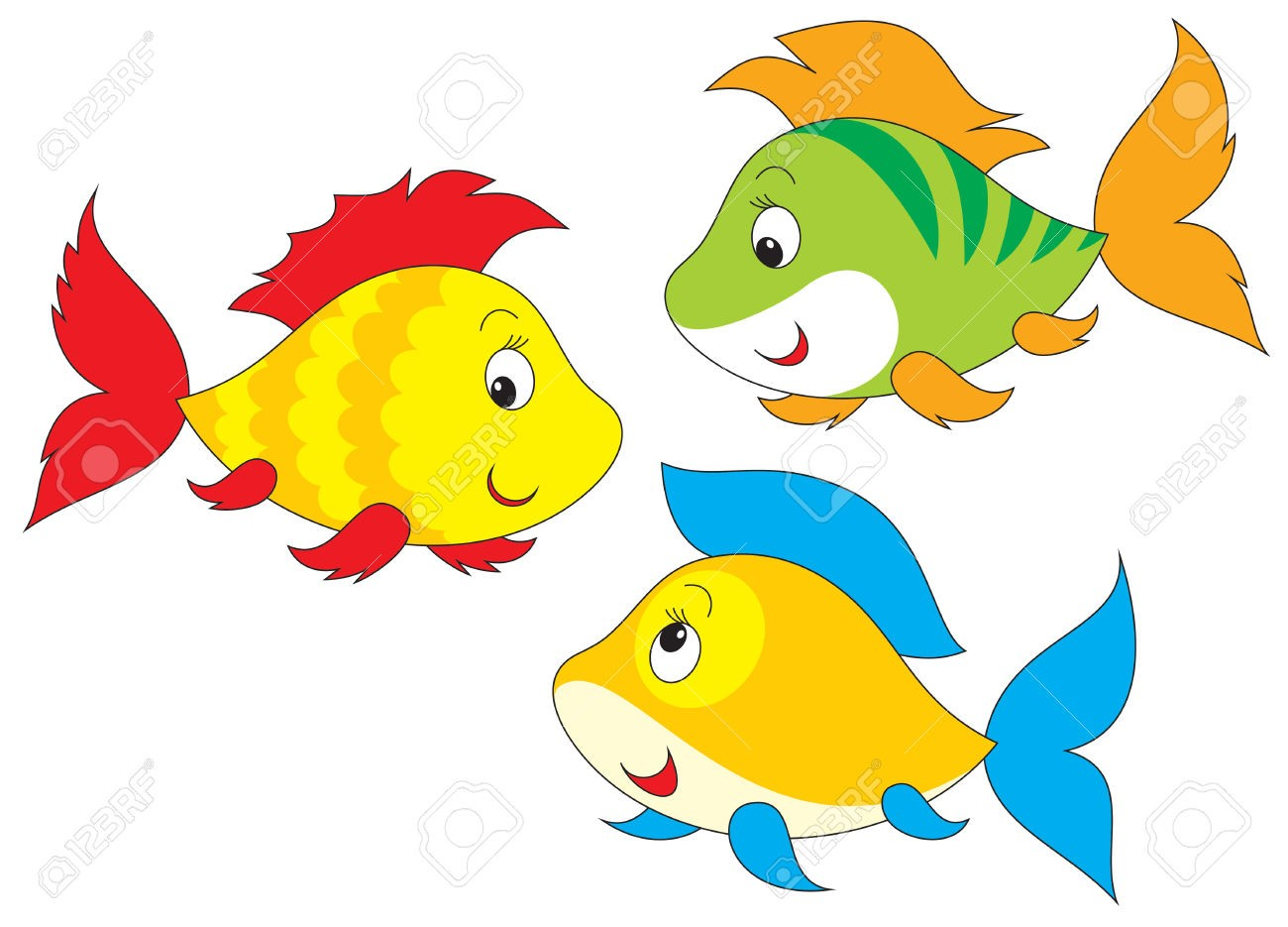 1300x935 Wonderful Of Fish Clip Art Tropical Clipart Panda Free Images