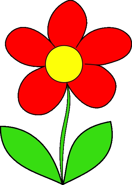 426x597 Marvellous Inspiration Flowers Clipart Picture Of A Flower Free