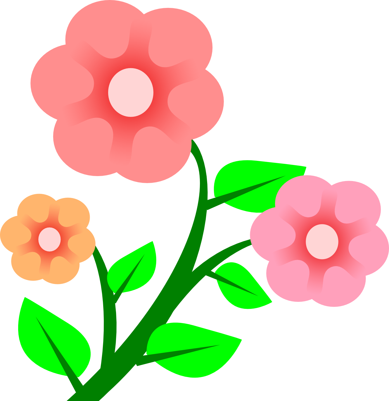 Free Flower Clipart At Getdrawings Free For Personal Use Free