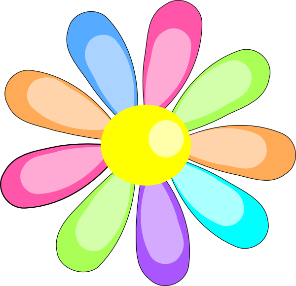 free flower clipart at getdrawings com free for personal use free rh getdrawings com clipart flower border clip art flower borders