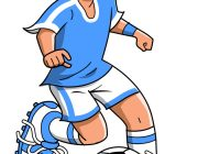 200x140 Football Player Clipart Sports Clipart Free Football Clipart