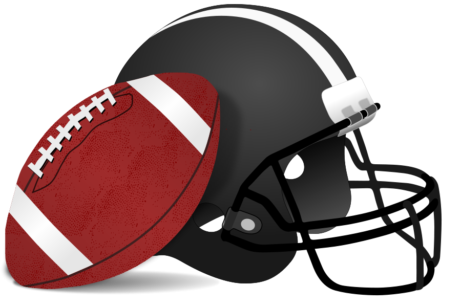 900x600 Football Clipart, Vector Clip Art Online, Royalty Free Design