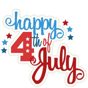 300x300 Fourth Of July Clip Art Pictures