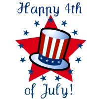 200x200 Free Fourth Of July Clipart Clip Art, Free And Circuit Crafts