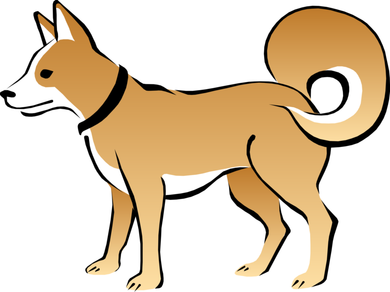 800x599 Free Fox Clipart Black And White Images