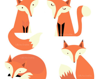 340x270 Gallery Cute Baby Fox Clip Art,