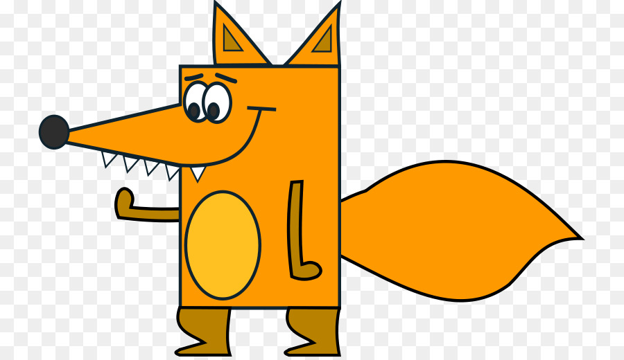 900x520 Cartoon Fox Clip Art