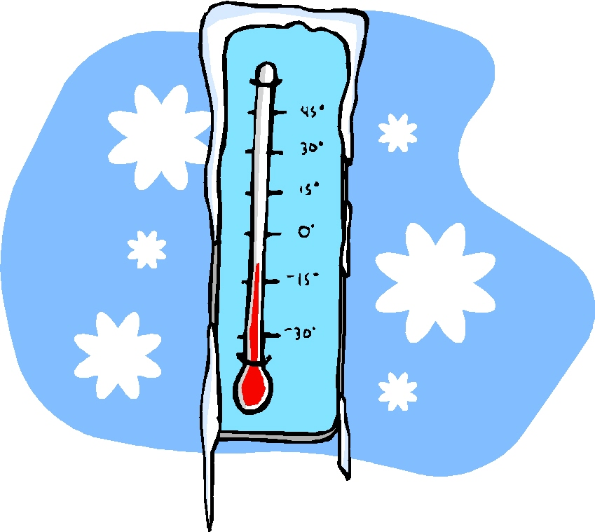 849x759 Freezing Thermometer Clip Art Cold Thermometer Clip Art Free