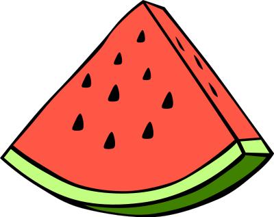 400x317 Free Melon Clipart, 2 Pages Of Public Domain Clip Art