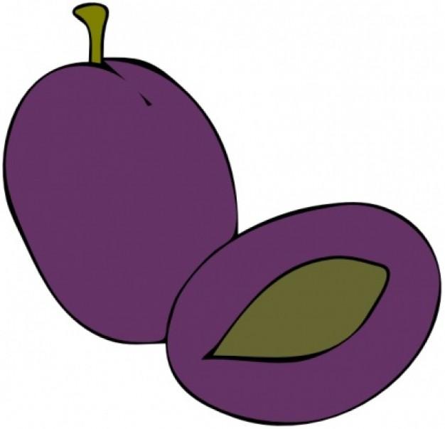 626x603 Plump Fruit Clipart
