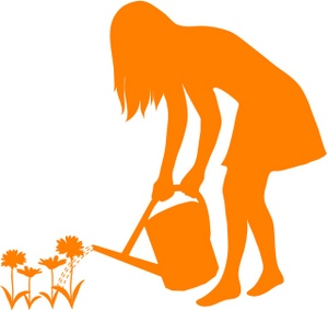 300x283 Free Gardening Clipart Image 0071 1002 0810 3058 Acclaim Clipart