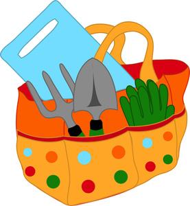 277x300 Garden Tools Clip Art Clipart