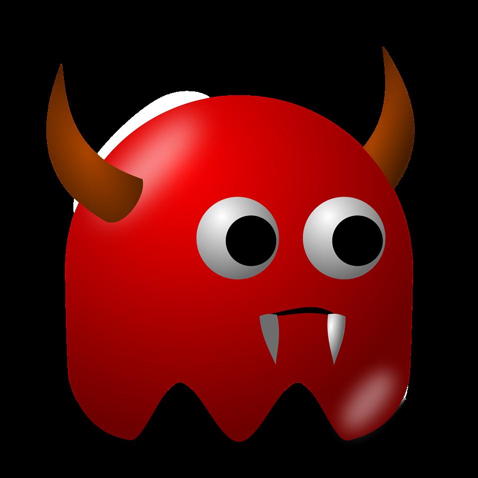 958x958 Demon Devil Clip Art