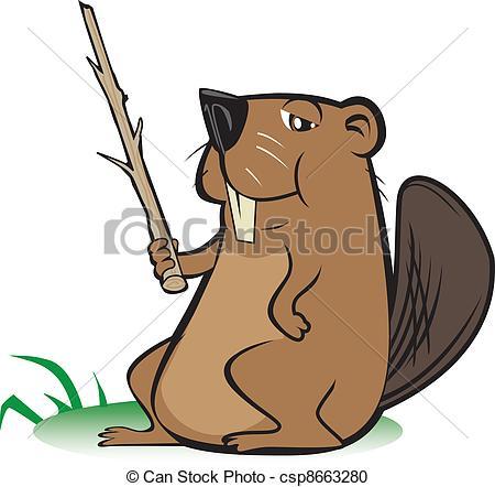 450x442 Top 80 Beaver Clip Art
