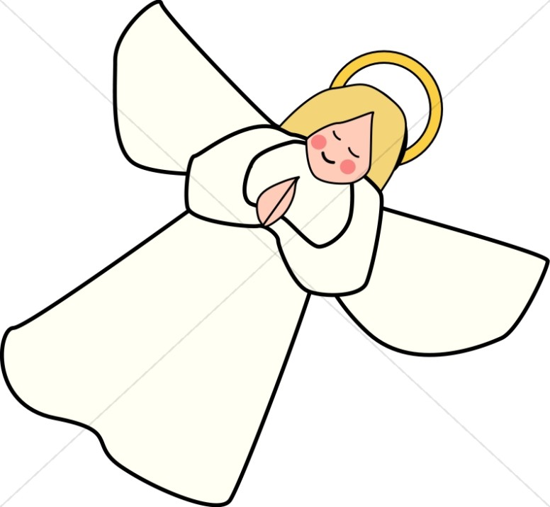 776x716 Angel Clipart Easy 3028249