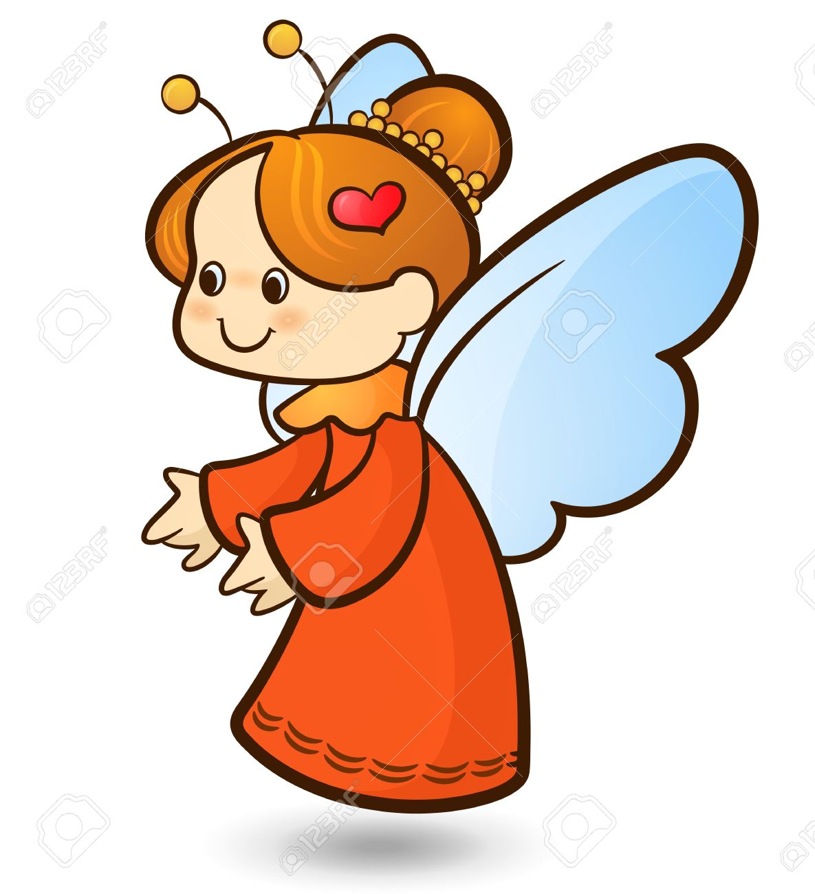 1185x1300 Free Angel Fairy Clipart