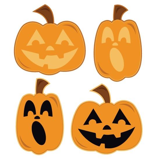 550x550 Halloween Clip Art