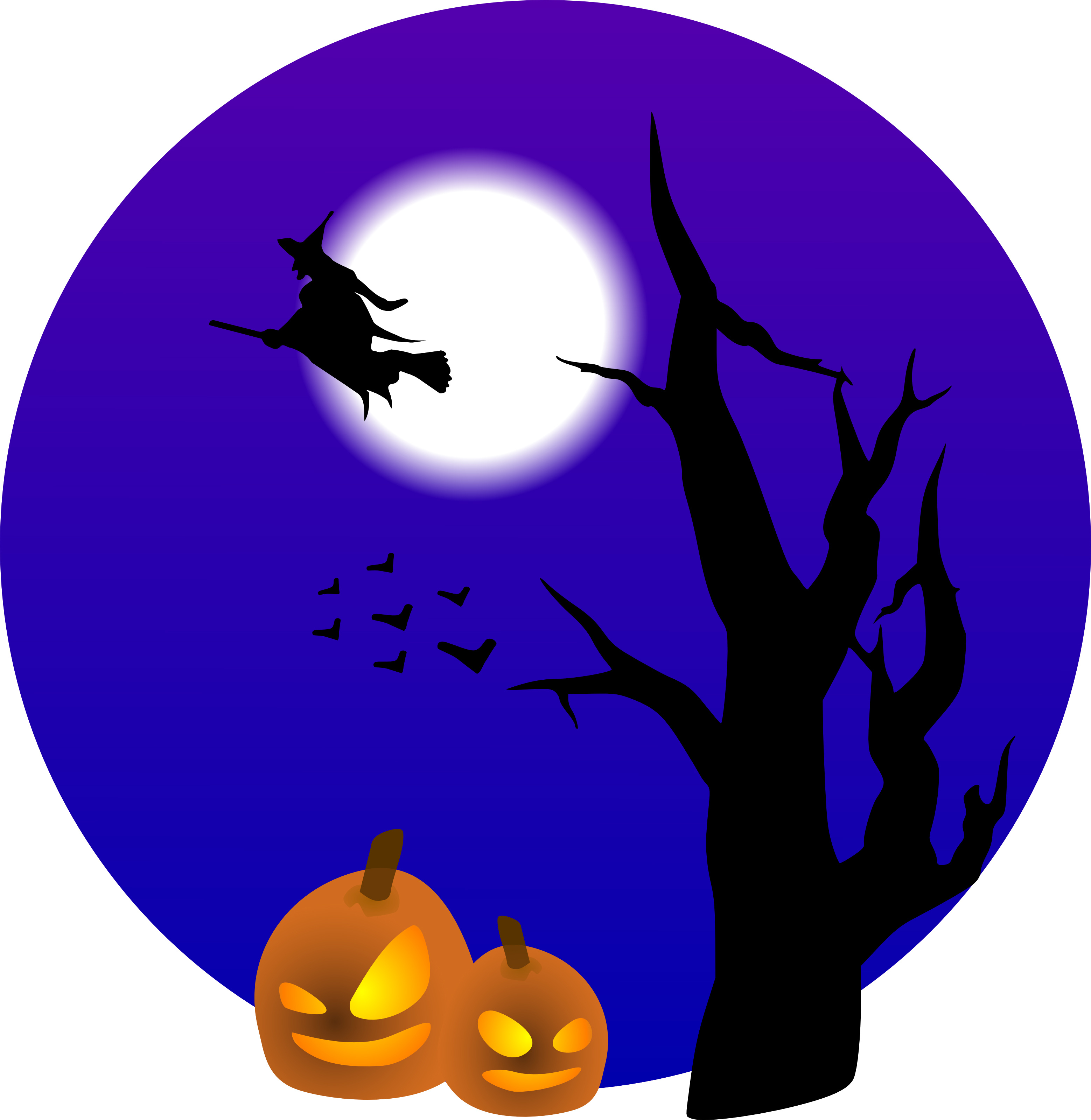 3117x3200 Halloween Pumpkin Clip Art Clipart Panda