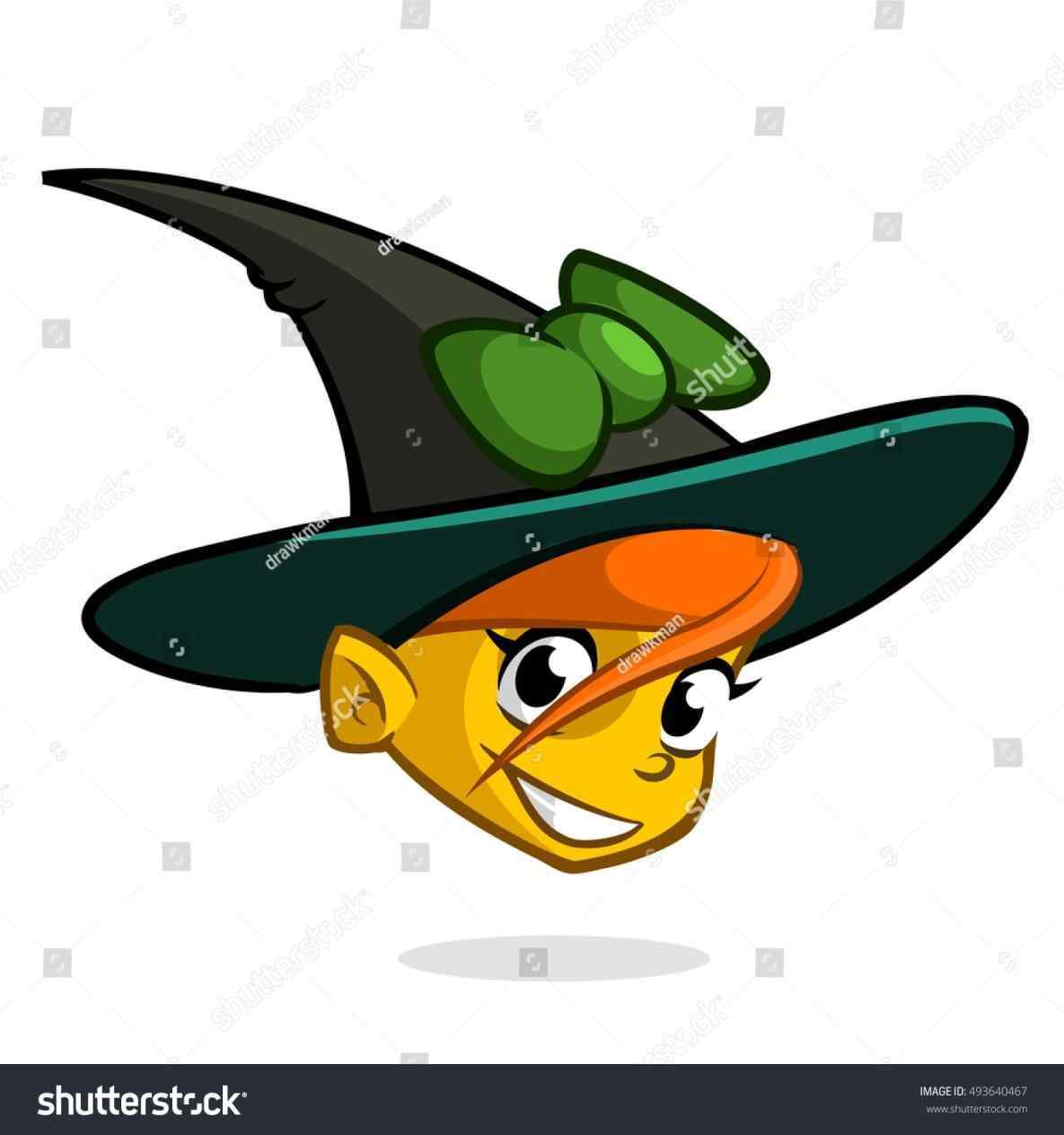 1185x1264 Halloween Witch Clip Art. Candy Corn Wearing Witches Hat Clip Art